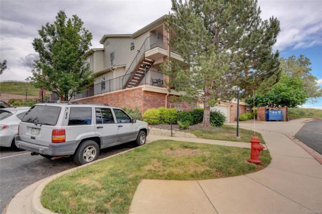1629 S Deframe Street B7, Lakewood, CO 80228 (MLS #2111962) :: 8z Real Estate