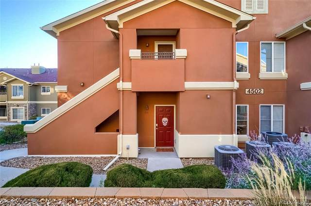4502 Copeland Loop #204, Highlands Ranch, CO 80126 (#2112084) :: The DeGrood Team