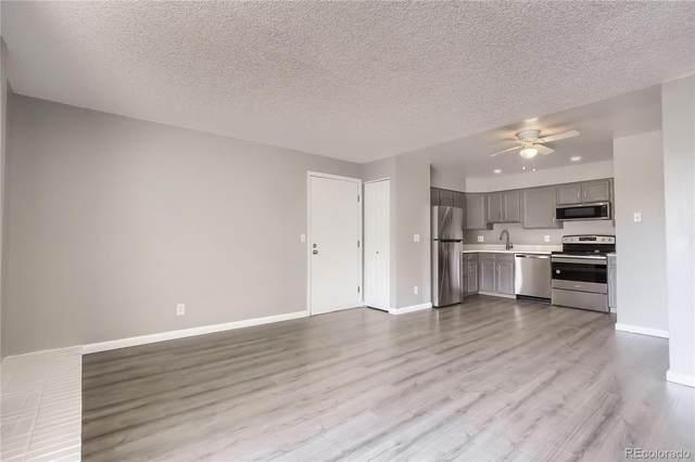 4899 S Dudley Street E13, Littleton, CO 80123 (MLS #2112127) :: Stephanie Kolesar