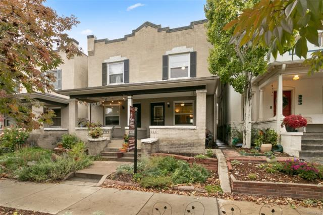2227 E 14th Avenue, Denver, CO 80206 (#2112410) :: The Galo Garrido Group