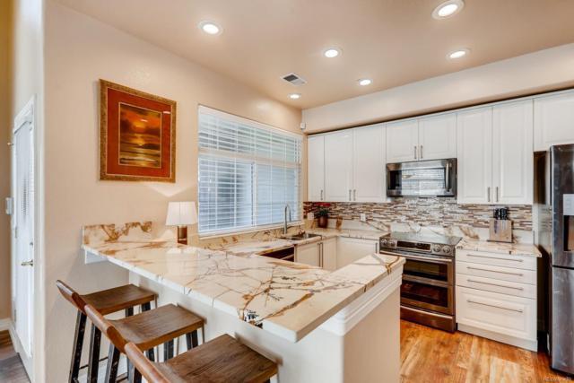 4508 E Louisiana Avenue, Denver, CO 80246 (#2112697) :: The Griffith Home Team