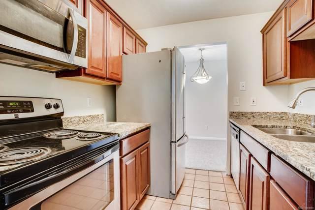 7995 E Mississippi Avenue E5, Denver, CO 80247 (#2112774) :: The Peak Properties Group