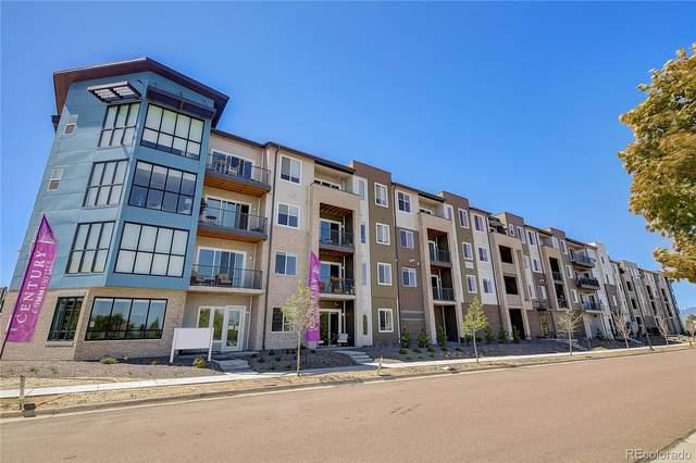420 E Fremont Place #207, Centennial, CO 80122 (#2113090) :: Kimberly Austin Properties