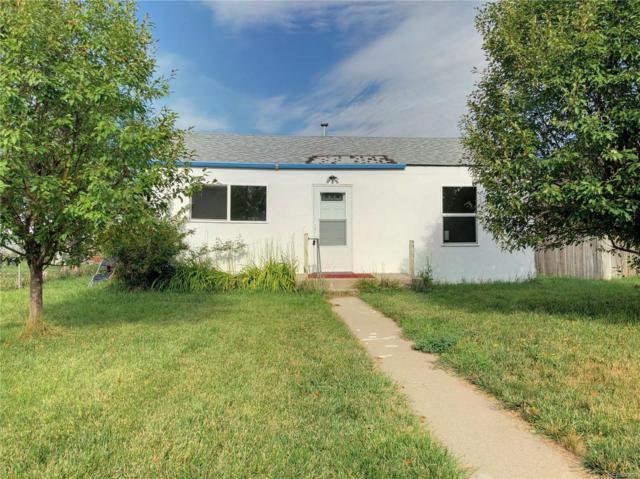 461 J Avenue, Limon, CO 80828 (MLS #2113428) :: 8z Real Estate