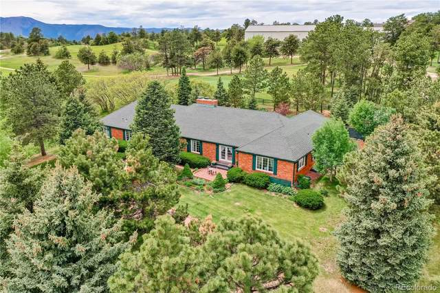 18850 Saint Andrews Drive, Monument, CO 80132 (#2113571) :: The Harling Team @ Homesmart Realty Group