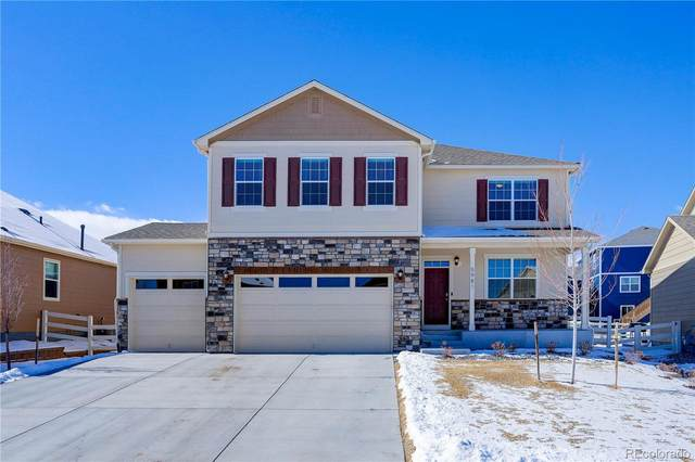 5981 High Timber Circle, Castle Rock, CO 80104 (#2113621) :: Hudson Stonegate Team