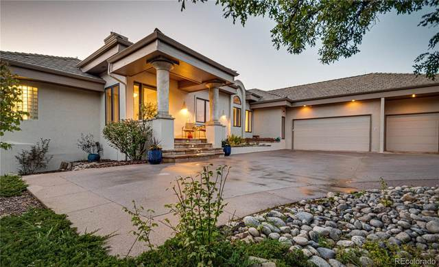 109 Castle Pines Drive, Castle Rock, CO 80108 (#2114018) :: The Gilbert Group