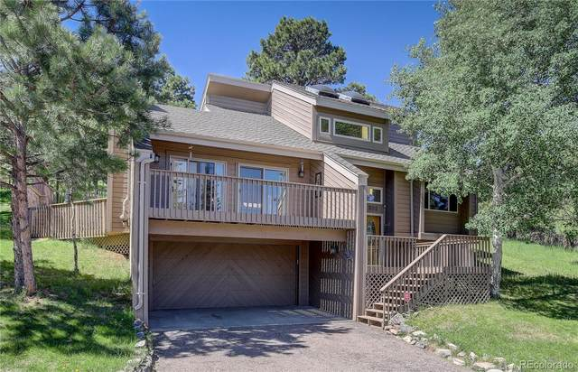 899 Coneflower Drive, Golden, CO 80401 (#2114268) :: Berkshire Hathaway HomeServices Innovative Real Estate