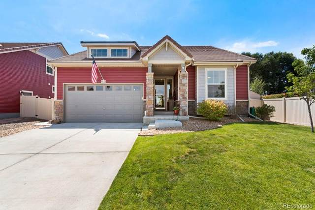 4818 Wildwood Way, Johnstown, CO 80534 (#2114313) :: The DeGrood Team