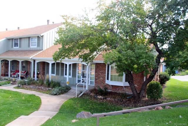 2709 E Geddes Place, Centennial, CO 80122 (MLS #2114339) :: 8z Real Estate