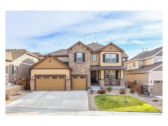 350 Dusk Place, Erie, CO 80516 (#2114811) :: The Griffith Home Team