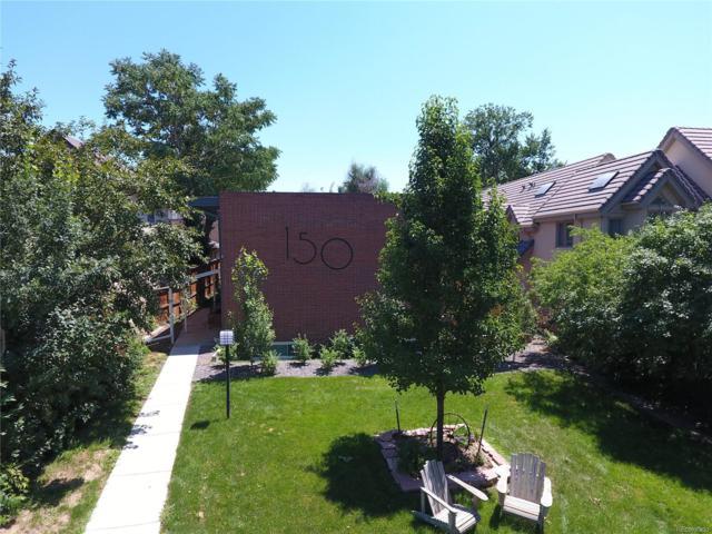 150 Garfield Street, Denver, CO 80206 (#2114967) :: The Peak Properties Group