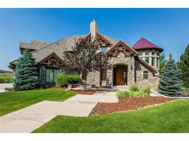 10285 Dowling Court, Highlands Ranch, CO 80126 (MLS #2115282) :: 8z Real Estate