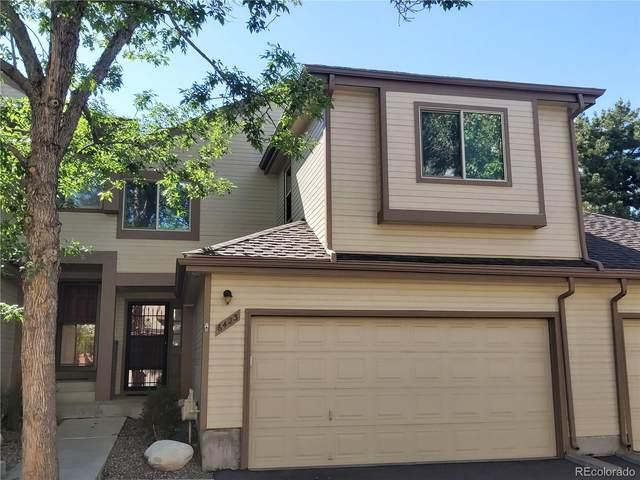 6423 S Harrison Court, Centennial, CO 80121 (MLS #2115300) :: 8z Real Estate