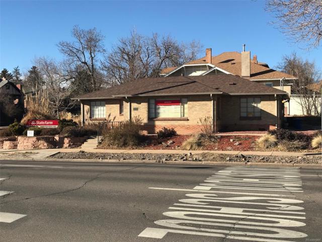 2401 E 6th Avenue, Denver, CO 80206 (#2115440) :: Wisdom Real Estate
