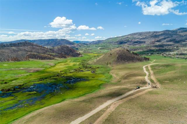 Tbd Gcr 408 Lot 4, Granby, CO 80446 (MLS #2115458) :: Clare Day with LIV Sotheby's International Realty