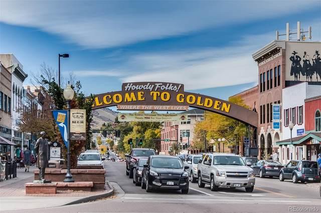 1275 Washington Avenue R301, Golden, CO 80401 (#2115773) :: The HomeSmiths Team - Keller Williams