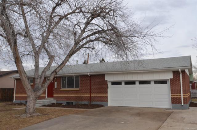 1230 S Benton Street, Lakewood, CO 80232 (#2116003) :: The DeGrood Team