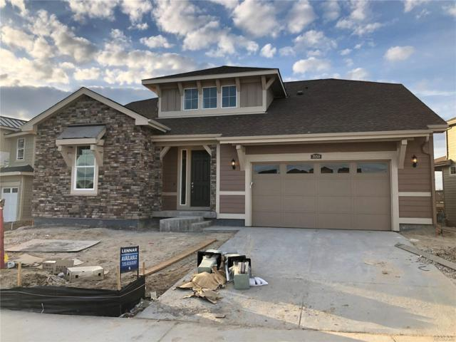 7050 Hyland Hills Street, Castle Pines, CO 80108 (#2116234) :: The DeGrood Team