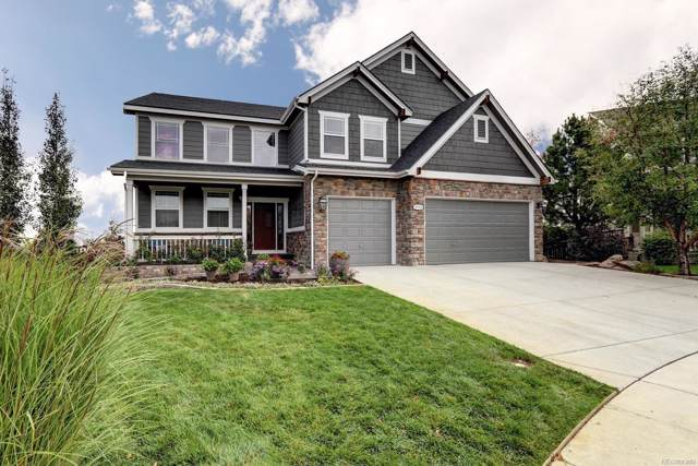 2918 Steeple Rock Drive, Frederick, CO 80516 (#2116330) :: HomePopper