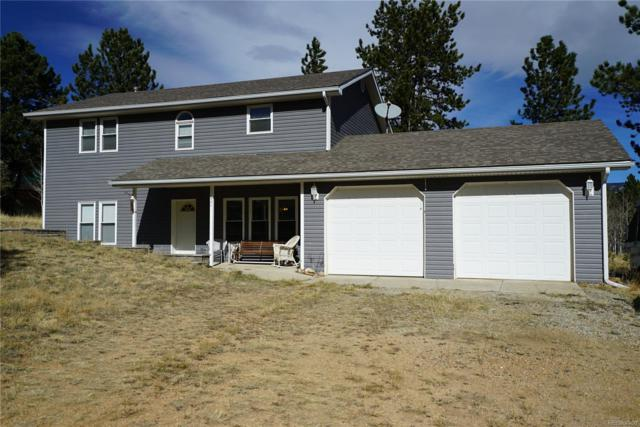 531 Rising Sun Road, Bailey, CO 80421 (#2116665) :: The Heyl Group at Keller Williams
