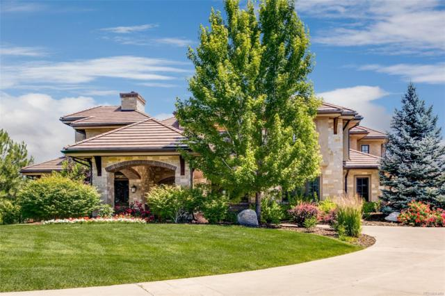 5520 S Marigold Court, Greenwood Village, CO 80121 (#2117101) :: The Galo Garrido Group