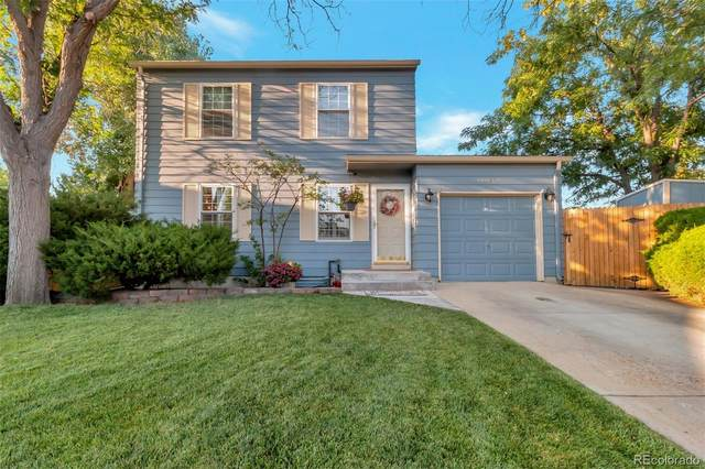 10586 W 107th Avenue, Westminster, CO 80021 (#2117315) :: The DeGrood Team