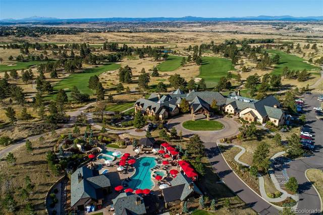 7660 Preservation Trail, Parker, CO 80134 (#2117456) :: The Griffith Home Team