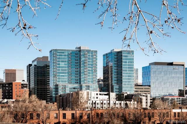 1700 Bassett Street #2314, Denver, CO 80202 (#2117725) :: Hudson Stonegate Team