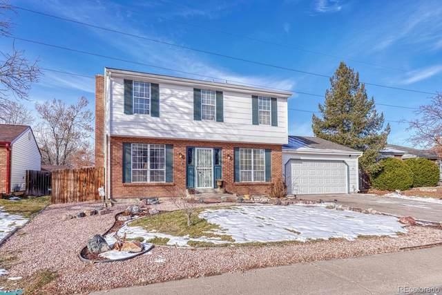 5289 S Pagosa Way, Centennial, CO 80015 (#2117779) :: Colorado Home Finder Realty