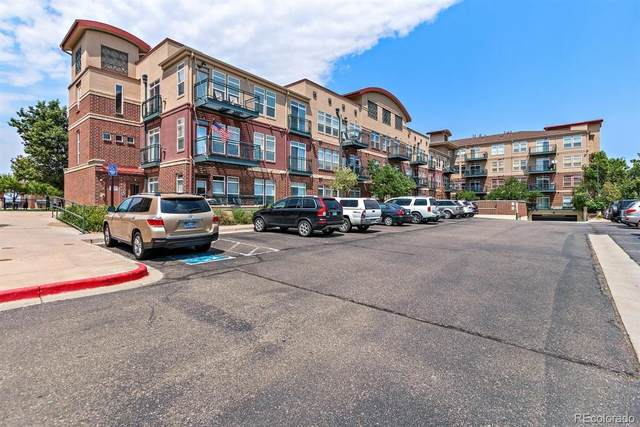 10176 Park Meadows Drive #2313, Lone Tree, CO 80124 (MLS #2117839) :: 8z Real Estate