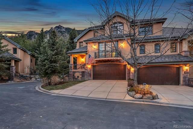 1285 Log Hollow Point, Colorado Springs, CO 80906 (#2118093) :: Venterra Real Estate LLC