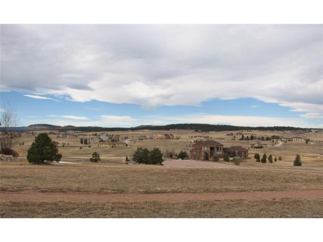 19889 Royal Troon Drive, Monument, CO 80132 (MLS #2118125) :: 8z Real Estate