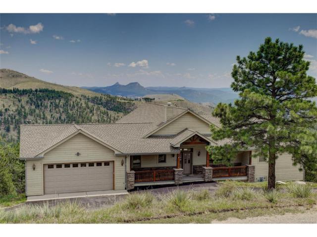 408 Long Ridge Drive, Bailey, CO 80421 (MLS #2118432) :: 8z Real Estate