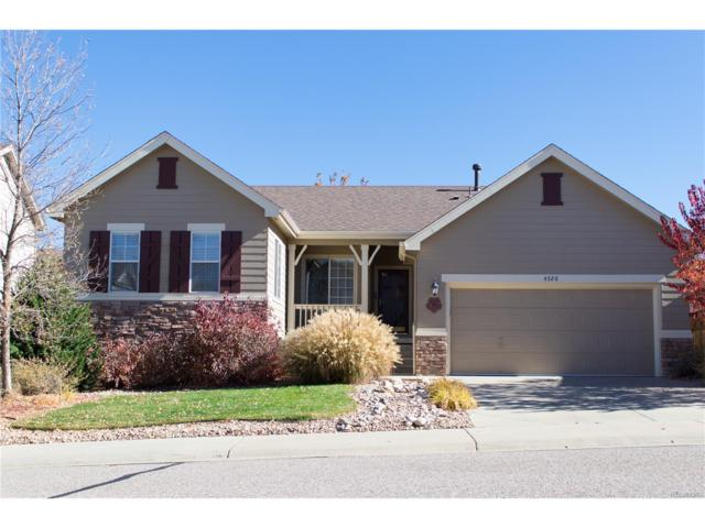 4520 Trailside Drive, Castle Rock, CO 80109 (#2118644) :: Structure CO Group