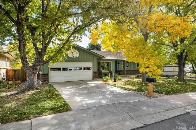 1438 S Yank Street, Lakewood, CO 80228 (#2118836) :: Peak Properties Group