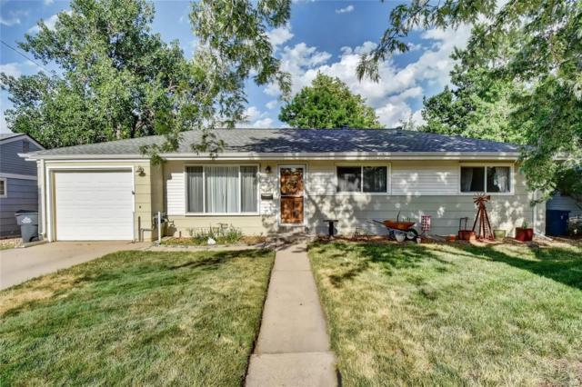 5356 S Elmwood Street, Littleton, CO 80120 (#2119178) :: The Tamborra Team
