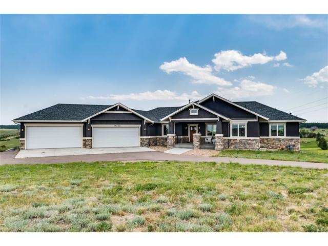 19525 Royal Troon Drive, Monument, CO 80132 (MLS #2119189) :: 8z Real Estate