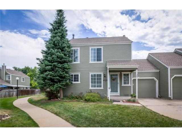 4720 S Dudley Street #35, Littleton, CO 80123 (MLS #2119451) :: 8z Real Estate
