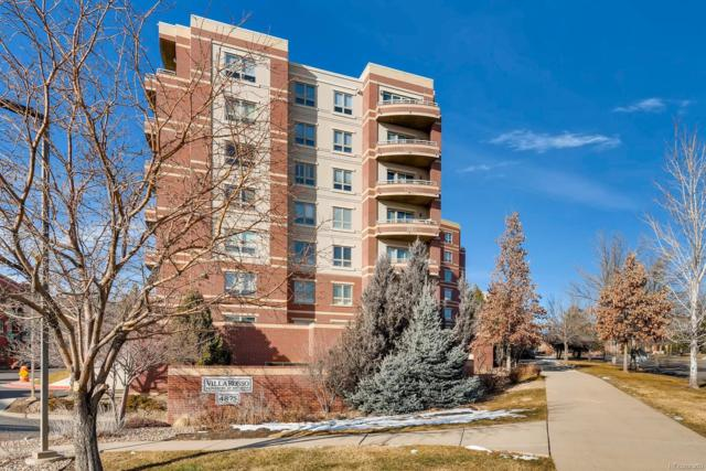 4875 S Monaco Street #508, Denver, CO 80237 (MLS #2120520) :: 8z Real Estate