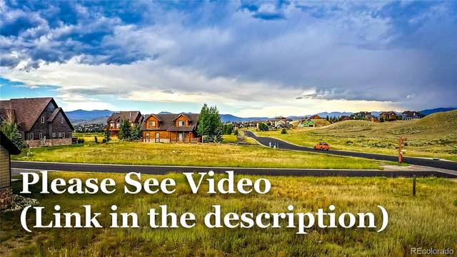 1771 Mountain Sky  Lane, Lane, Granby, CO 80446 (#2121167) :: Kimberly Austin Properties