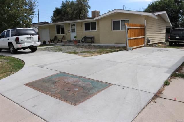 2420 Cottonwood Drive, Denver, CO 80221 (MLS #2121423) :: 8z Real Estate