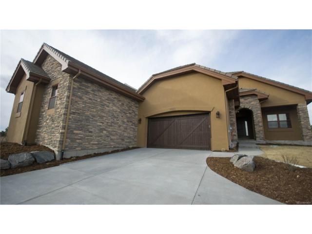 5067 S Castle Pines Drive, Castle Rock, CO 80108 (#2121601) :: The HomeSmiths Team - Keller Williams