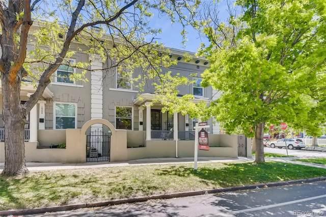 1902 E 16th Avenue, Denver, CO 80206 (MLS #2122007) :: 8z Real Estate