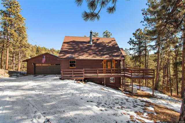23555 Long Arrow Lane, Conifer, CO 80433 (#2122351) :: Berkshire Hathaway Elevated Living Real Estate