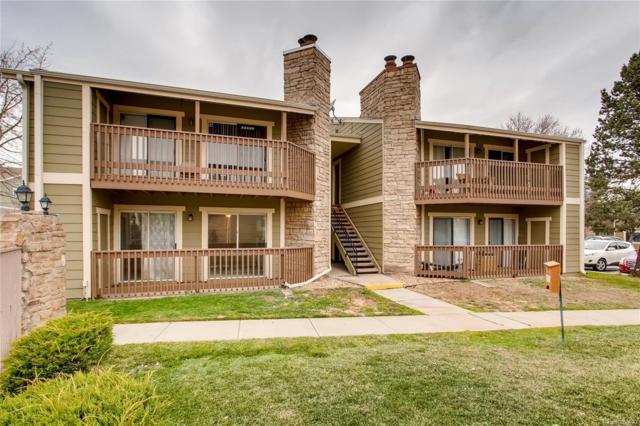 3464 S Eagle Street #104, Aurora, CO 80014 (#2122411) :: Colorado Home Finder Realty