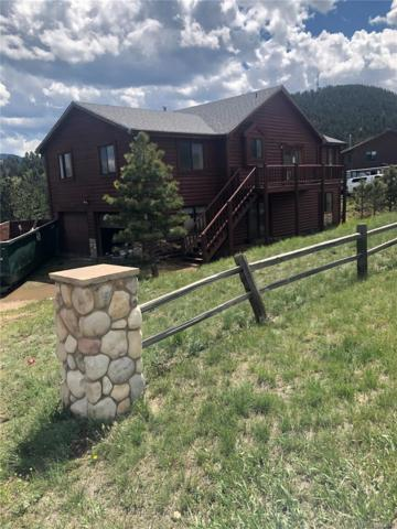 218 Conifer Drive, Bailey, CO 80421 (#2122931) :: The HomeSmiths Team - Keller Williams