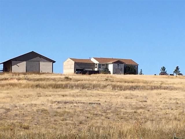 9600 Private Road 192, Elizabeth, CO 80107 (MLS #2123126) :: Kittle Real Estate