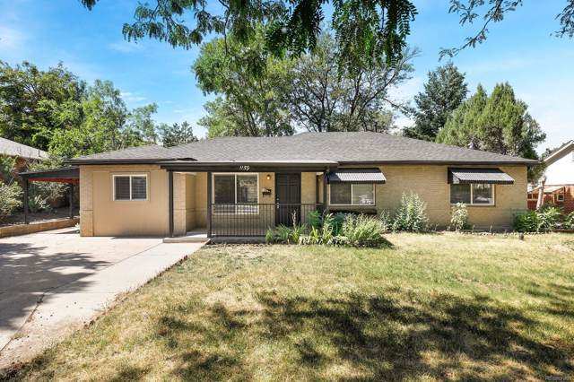 1159 Quentin Street, Aurora, CO 80011 (#2123519) :: Bring Home Denver with Keller Williams Downtown Realty LLC