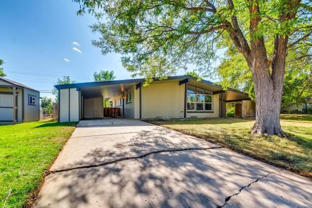 5724 W Alder Avenue, Littleton, CO 80128 (#2123550) :: The HomeSmiths Team - Keller Williams